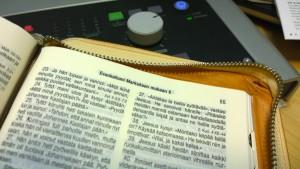 Markuksen evankeliumi, kuudes luku, 37. jae